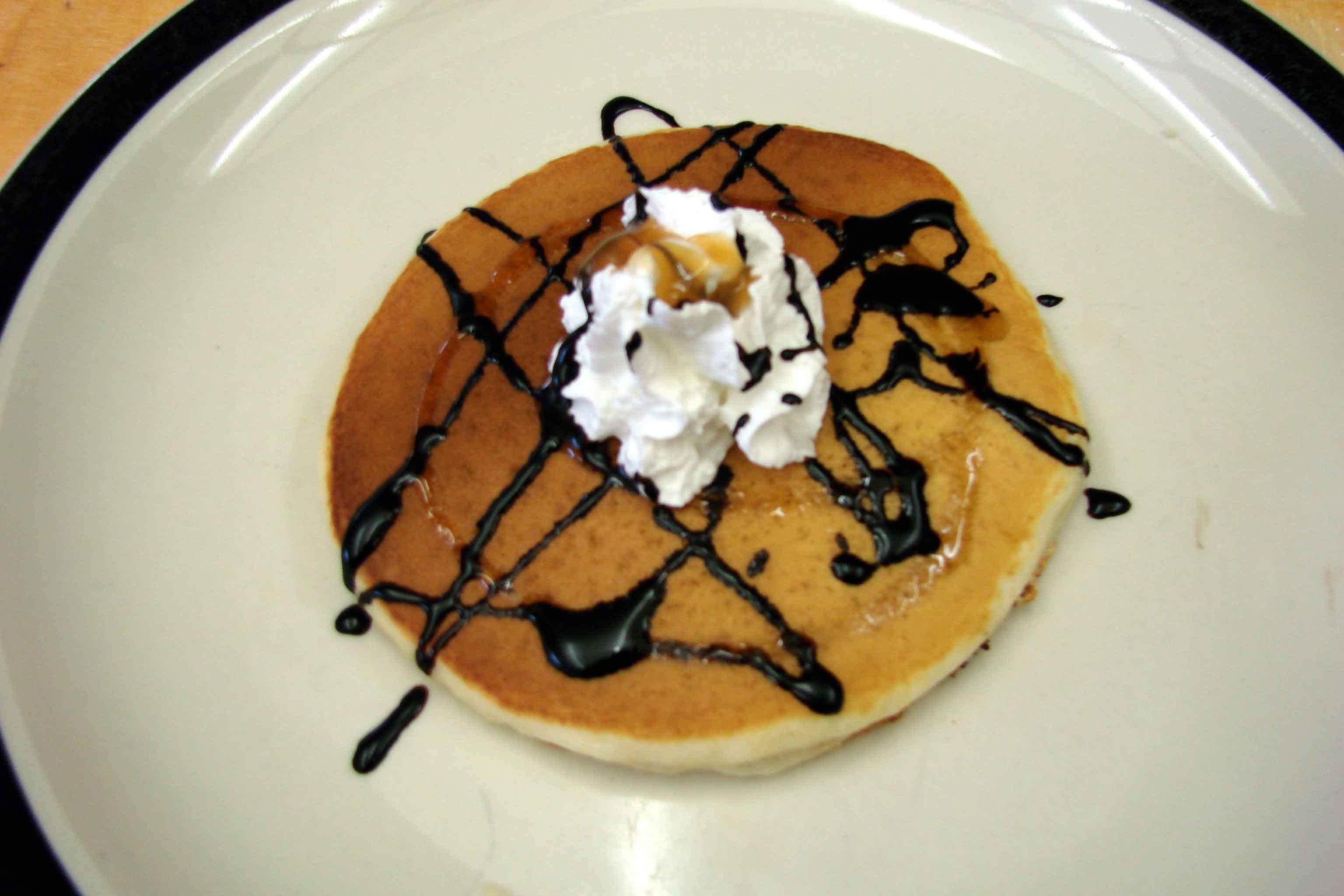 ricetta pancake