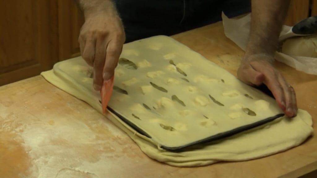 ricetta focaccia col Formaggio