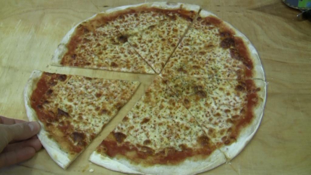 pizza ricetta pronta veloce