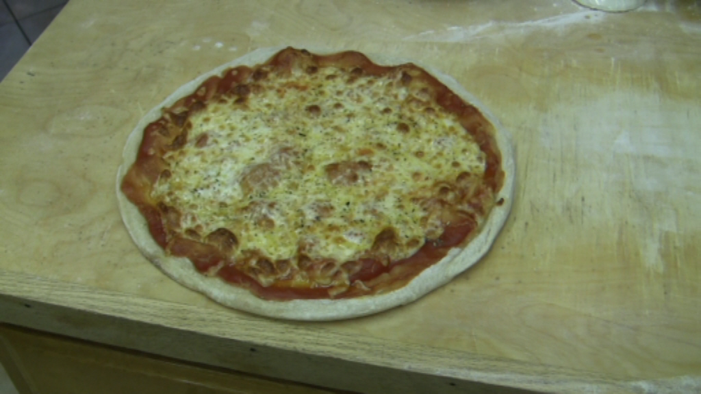 pizza ricetta condimento buonissima