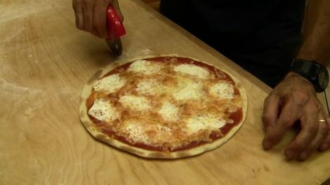 Senza Lievito Pizza Senza Lievito Tranci