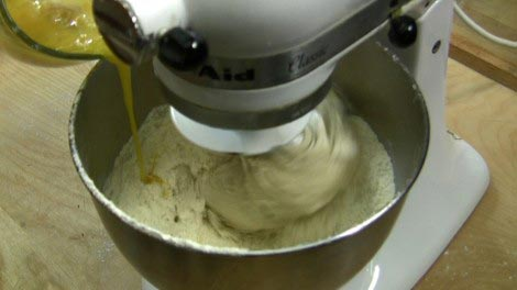 Ricetta Pandoro Semplice
