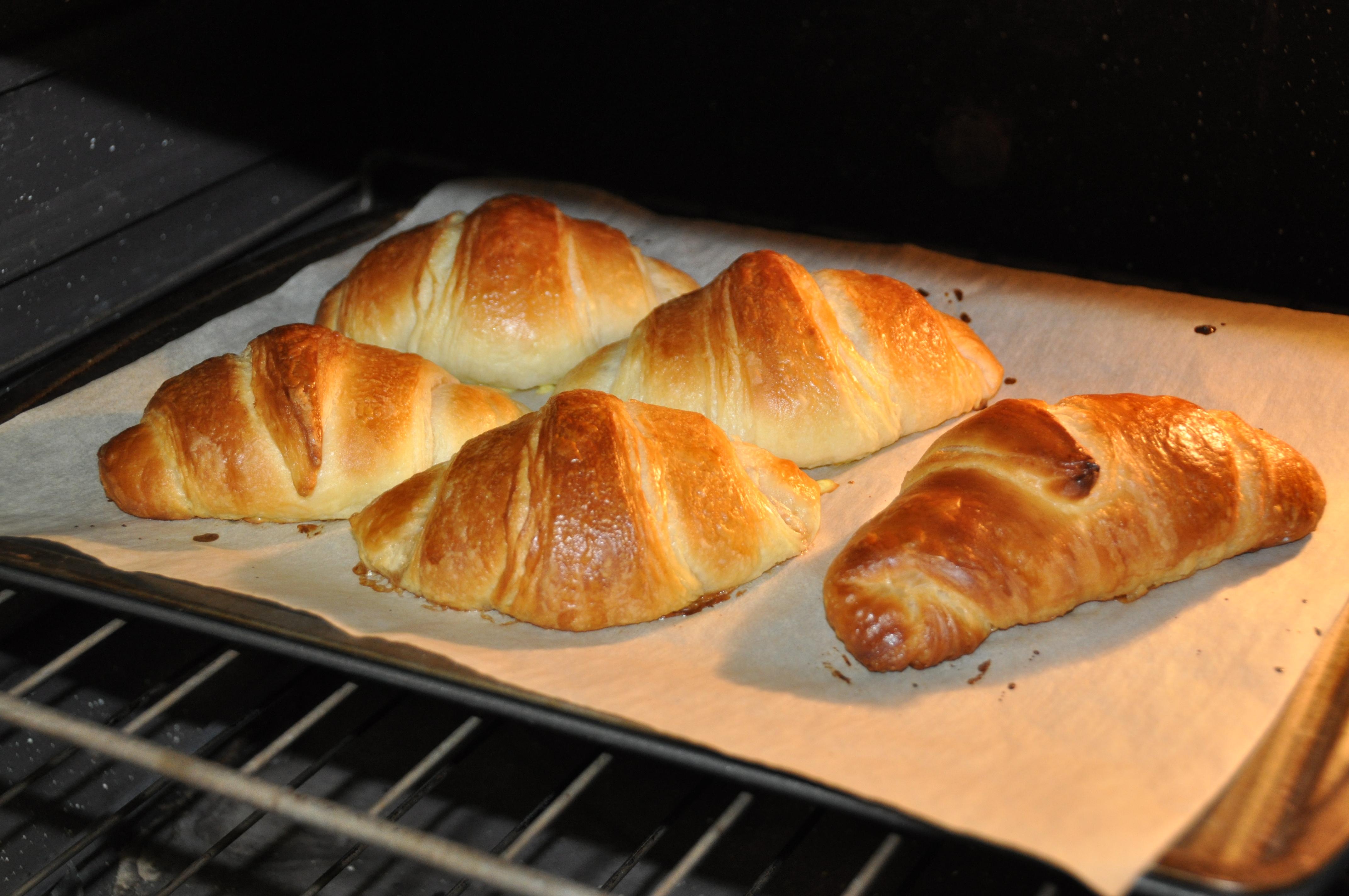 Colazione con croissant fatti in casa - Faretti in casa ...