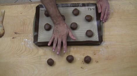 Chocolate coockies 5