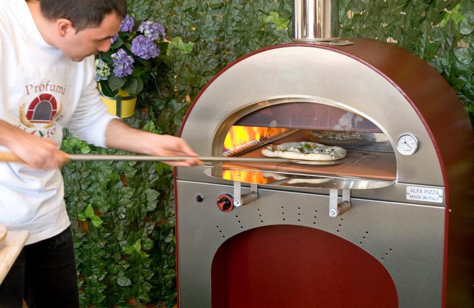 Toccate con mano i forni alfapizza vivalafocaccia le - Forno gas per pizza ...