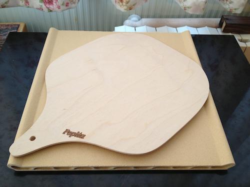 Recensione pietra refrattaria pepita vivalafocaccia le - Pietra refrattaria da forno per pizza ...