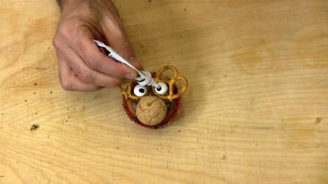 Renne di Natale - Muffins