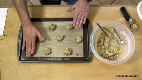 Cocolate Cookies Biscotti Cioccolato 6