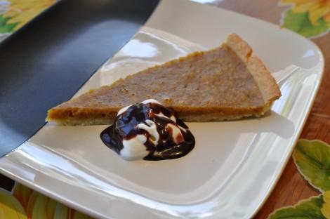 Torta di Zucca (Pumkin Pie)