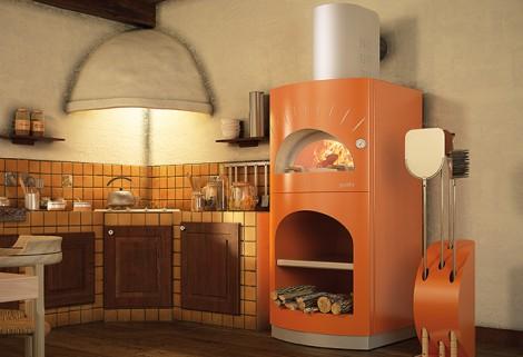 Il forno duettino di alfapizza vivalafocaccia le ricette semplici per il pane in casa - Forno a legna interno ...