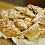 Ricetta Bugie - Chiacchiere - Frappe
