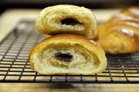 Croissant Semplici Alveolatura Interno