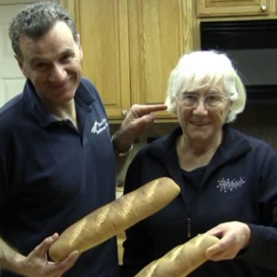 La Video Ricetta della Baguette (Filoni) di Nonna Laura - VivaLaFocaccia