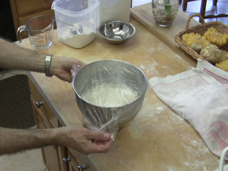 Video Ricetta per Trasformare il Lievito Naturale Polish in Pasta Madre