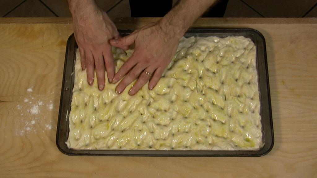 Schiacciata di Patate, la Video Ricetta