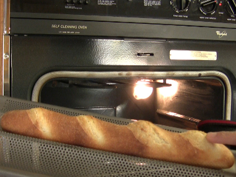Video Ricetta Baguette