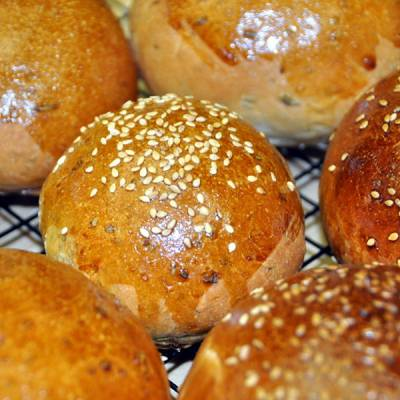 Video Ricetta Panini al Latte (Hamburgers) - Le Ricette di VivaLaFocaccia