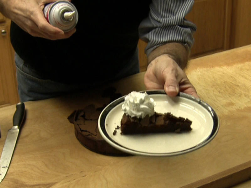 Video Ricetta Torta al Cioccolato