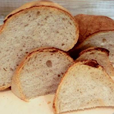 Pane cotto su pietra refrattaria - Le Ricette di VivaLaFocaccia