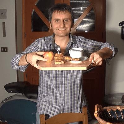 Ricetta Paste di Meliga - Le Ricette di VivaLaFocaccia