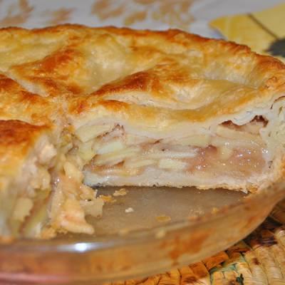 Video Ricetta Apple Pie Americana - Le Ricette di VivaLaFocaccia