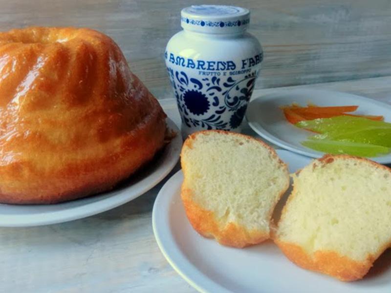 Ricetta Babà al Rum by Pan di Pane