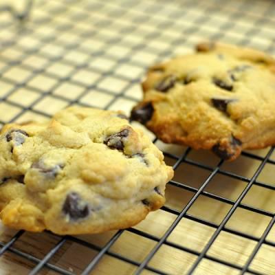 Video Ricetta dei Biscotti al Cioccolato Americani - Ricette VivaLaFocaccia