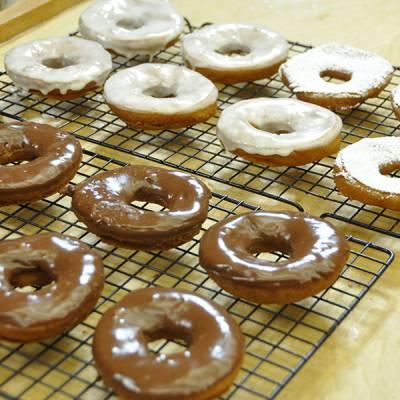 Video Ricetta Ciambelle Donuts