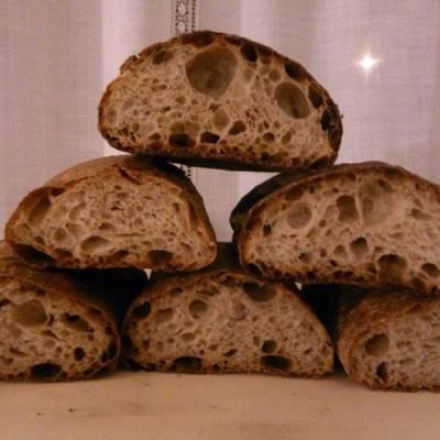 Ricetta Pane Integrale con Pasta Madre - Le Ricette di VivaLaFocaccia