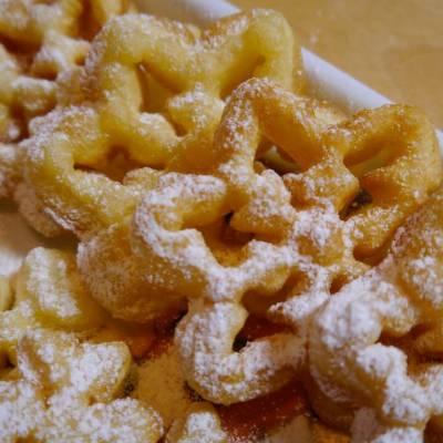 Video Ricetta Frittelle dolci con stampini