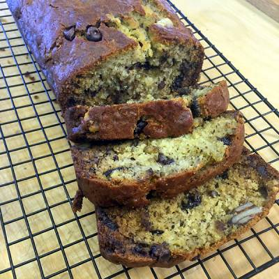 Video Ricetta Banana Bread (Plumcake)