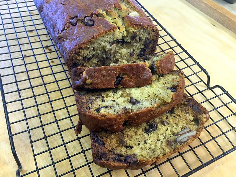 Video Ricetta Banana Bread (Plumcake)