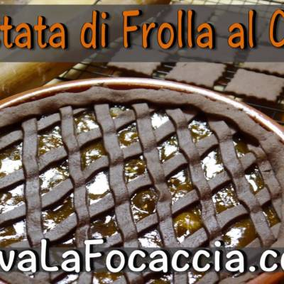 Video Ricetta Crostata al Cacao